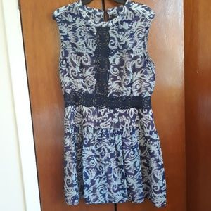 Bcbg maxazria NWOT mini dress size 10